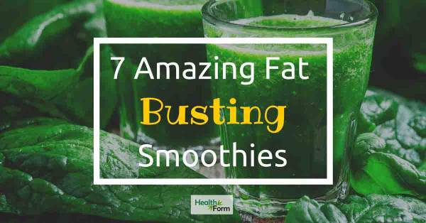 7 Amazing Fat Destroying Smoothies